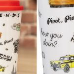 This Friends Travel Coffee Mug Features Iconic Show Quotes